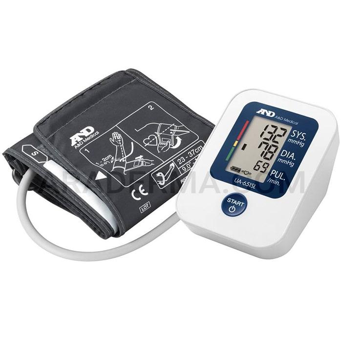 فشارسنج ای اند دی AND UA-651