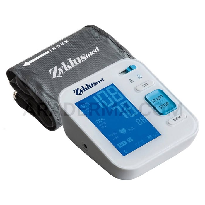 فشارسنج بازویی دیجیتال زیکلاس مد Zyklusmed B02 (سخنگو)