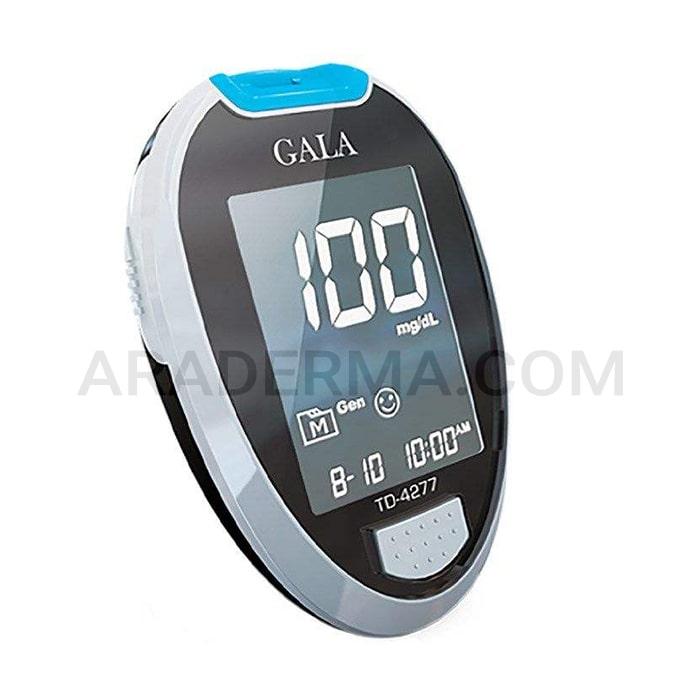 دستگاه تست قند خون گالا Gala TD4277