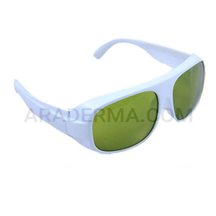 عینک پزشک IPL و SHR