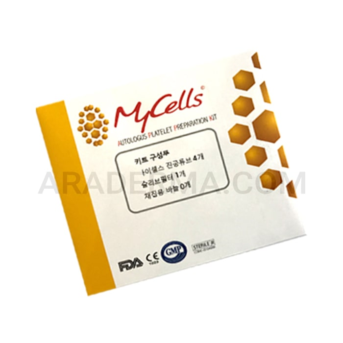 کیت پی آر پی مای سلز Mycells PRP kit