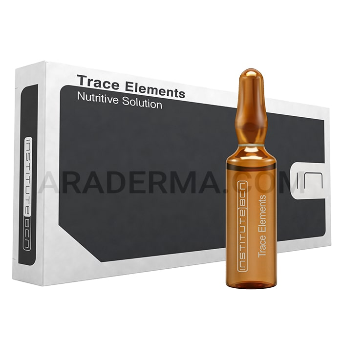 محلول مزوتراپی تریس المنت BCN Trace Element