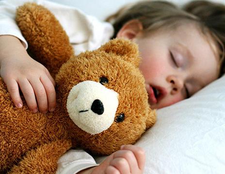 زمان مناسب خواب
