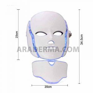ماسک ال ای دی | ماسک ال ای دی هفت رنگ | قیمت ماسک LED هفت رنگ