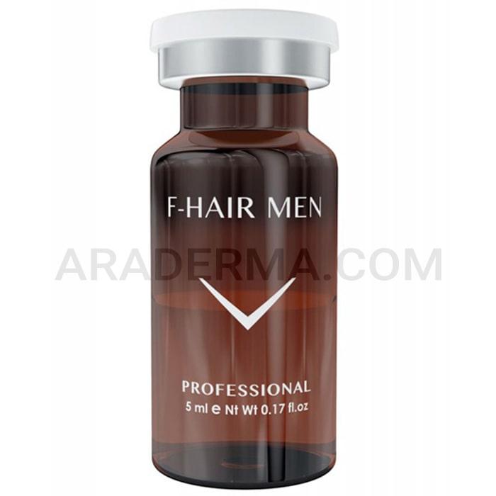 محلول مزوتراپی مو آقایان فیوژن F-Hair Men