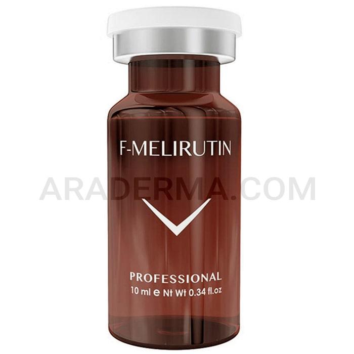 محلول مزوتراپی فیوژن F-Melirutin