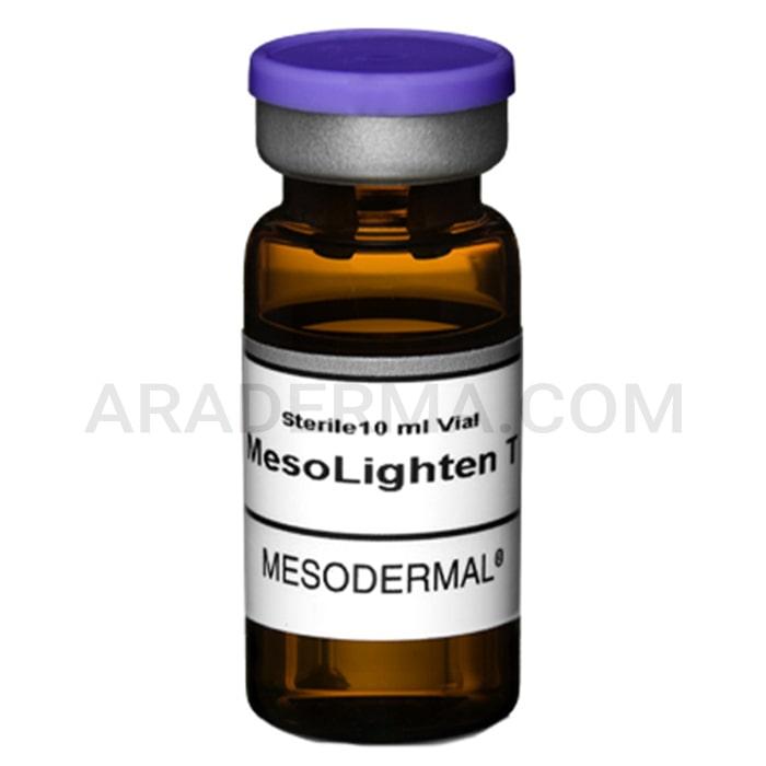 محلول مزوتراپی مزولایتن تی MesoLighten T