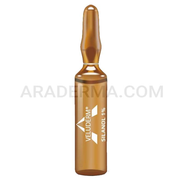 محلول مزوتراپی ولودرم Veluderm Silanol 1%