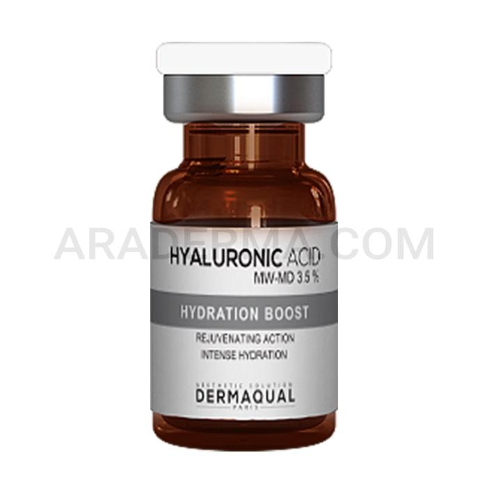 کوکتل مزوتراپی هیالورونیک اسید درماکوال